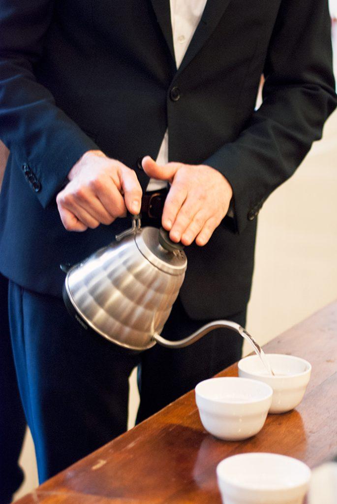 Dégustation de café - Café Coutume