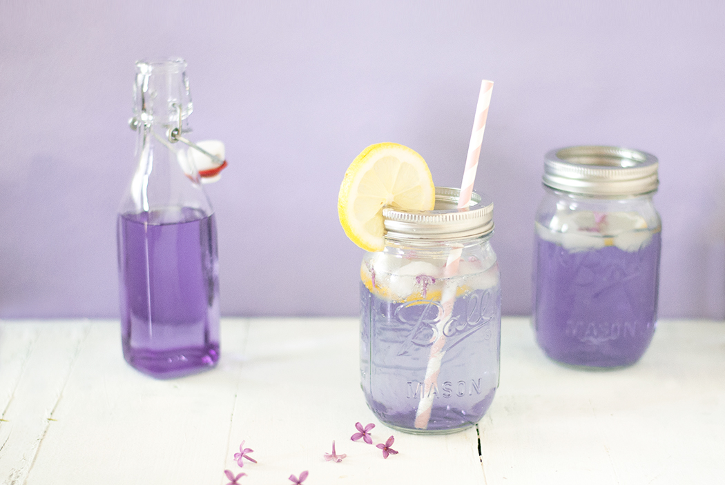 Lemonade au lilas maison leaf for Maison lilas