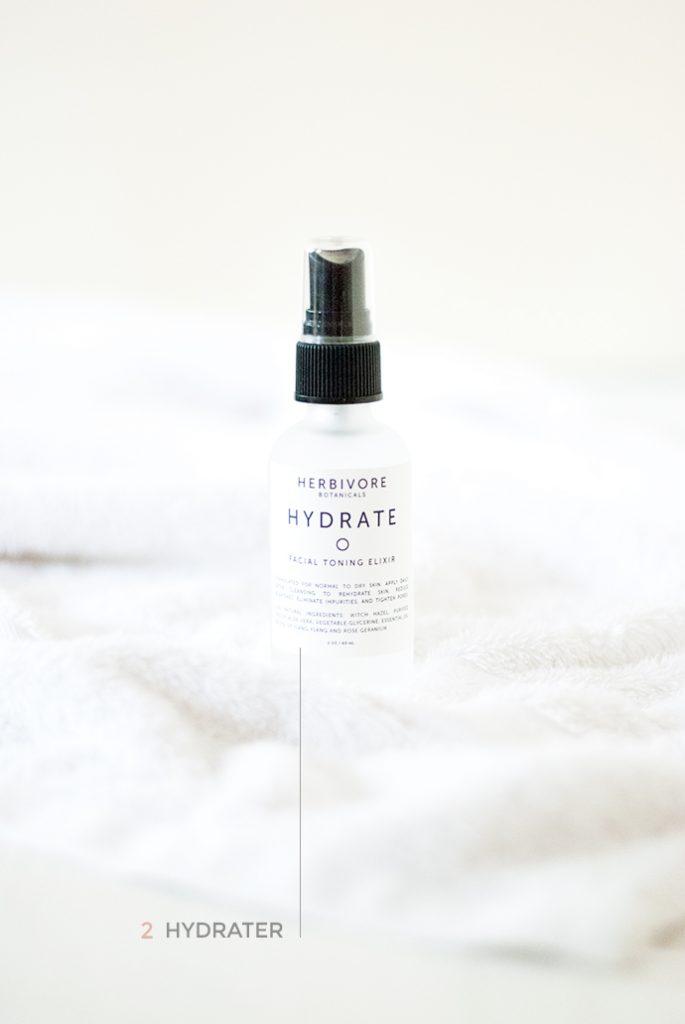 Spray hydratant - Herbivore Botanicals
