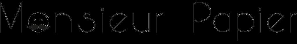 Logo Monsieur Papier