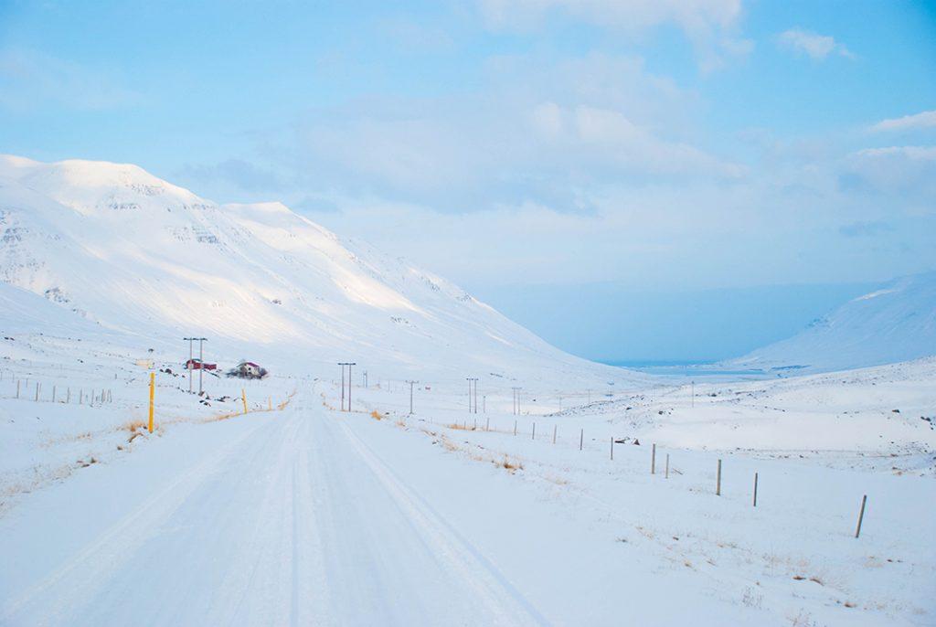 Péninsule de Tröllaskagi - Islande