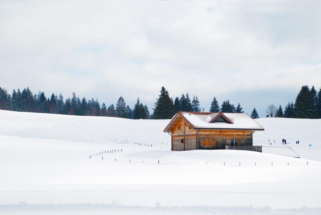 Chalet dans le Jura