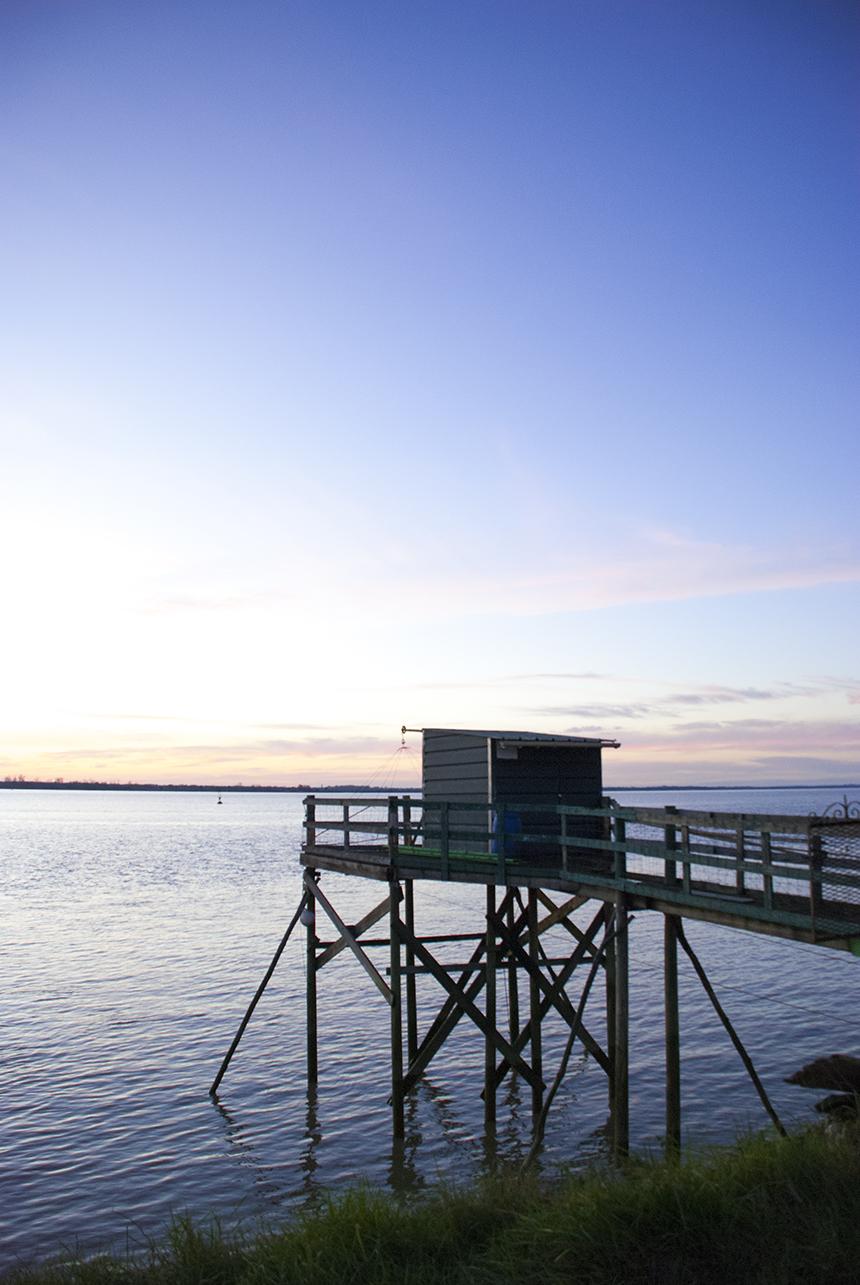 Balade autour de l'estuaire de la Gironde