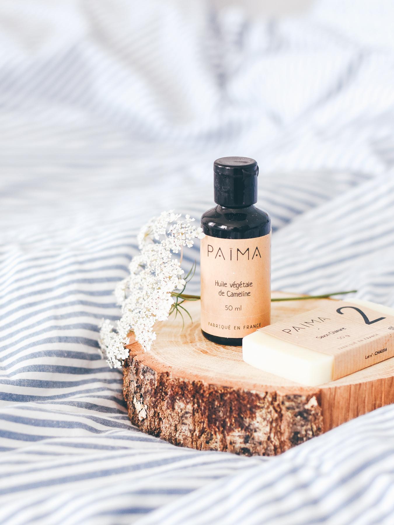 Leaf - Le layering pour peaux sensibles avec le kit Païma