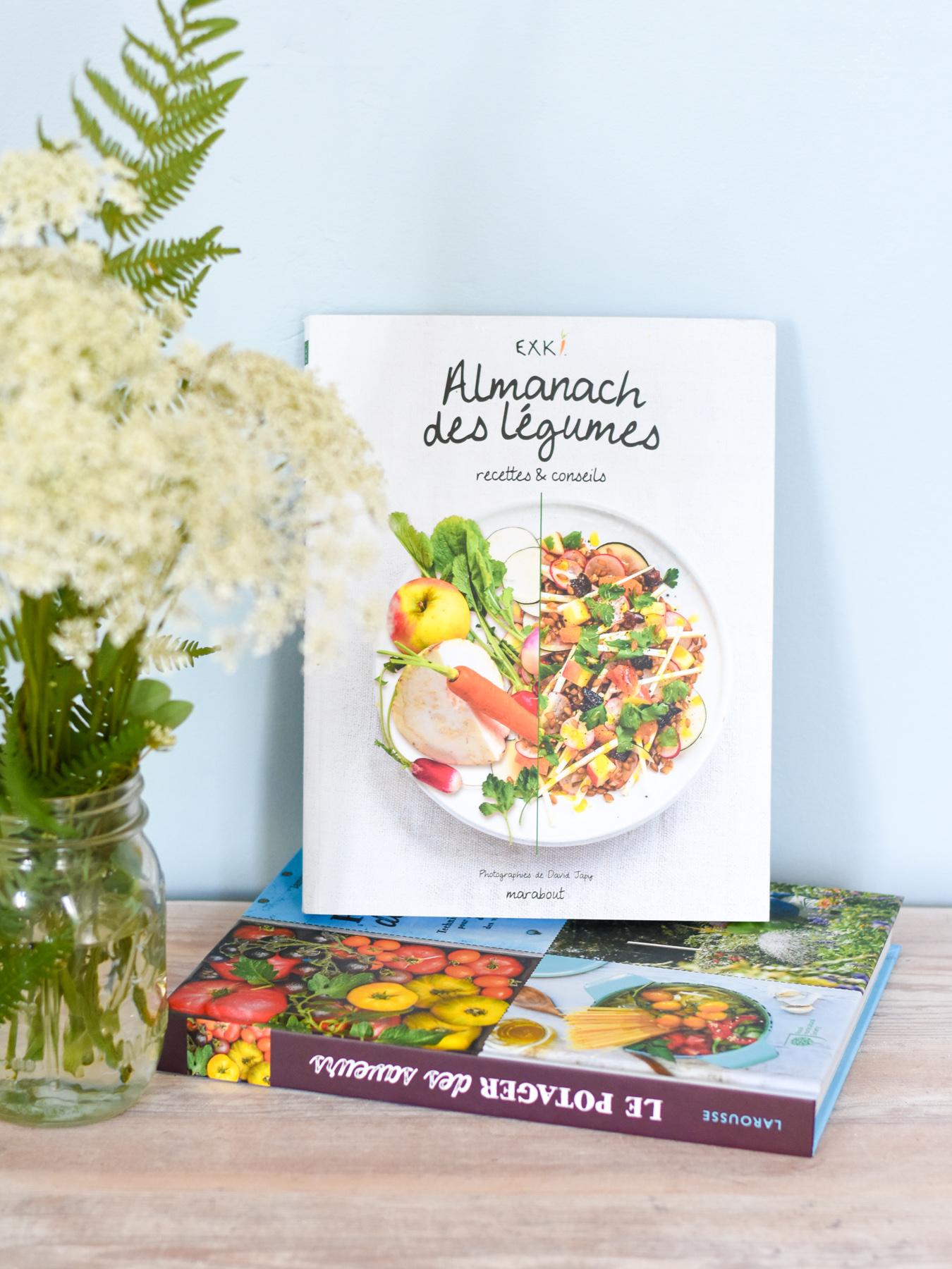 Leaf - Almanach des légumes - Exki - Des recettes saines pour manger selon les saisons