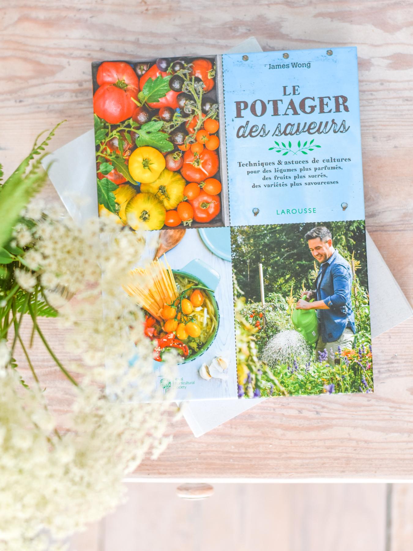 Leaf - Le potager des saveurs, un livre pour apprendre à cultiver des fruits et légumes qui ont du goût