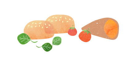 Leaf • Sweet veggie burger à la patate douce. Une recette de burger toute simple et végétarienne.