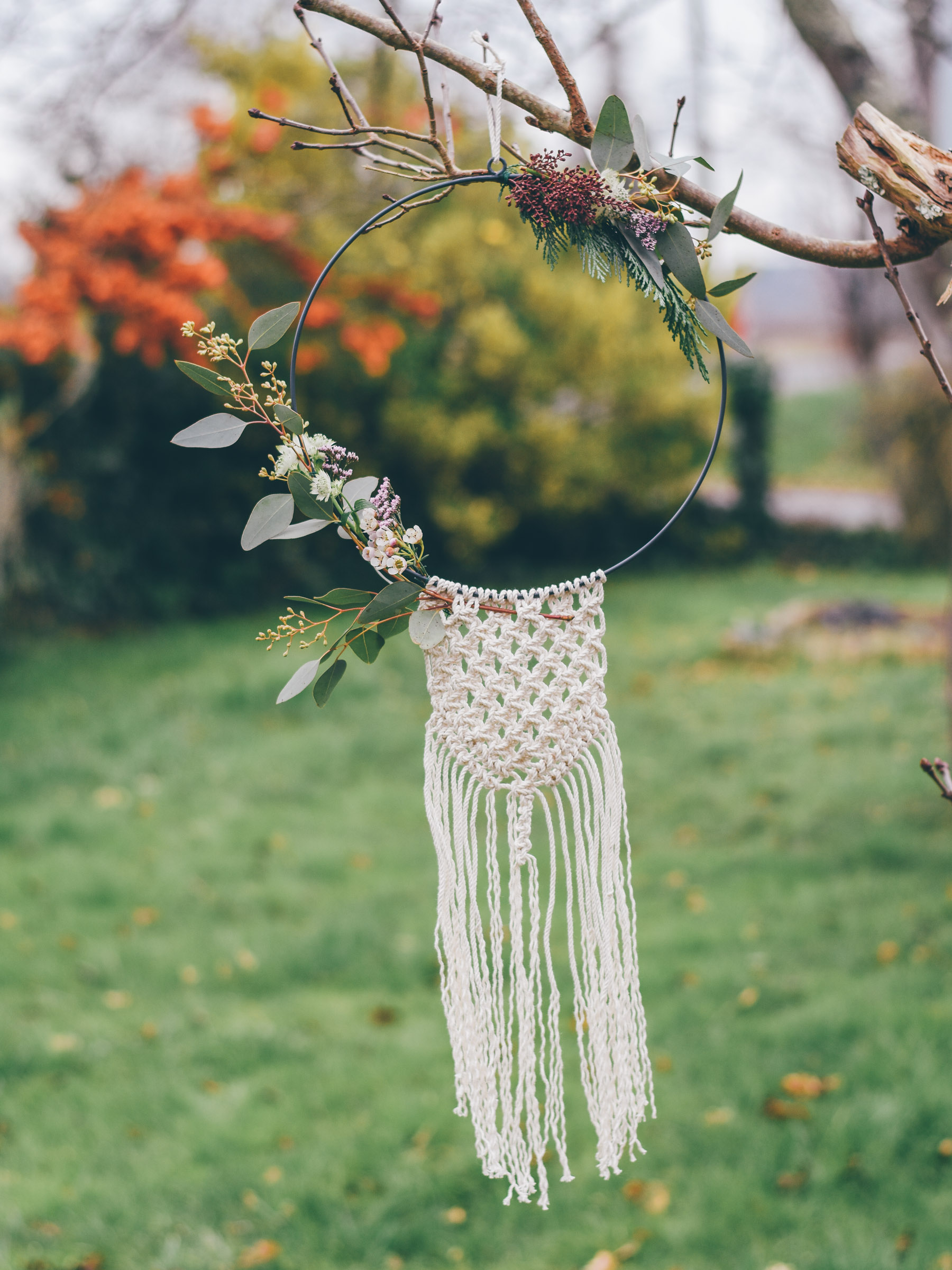 Leaf • 3 façons de revisiter la couronne de fleurs à Noël