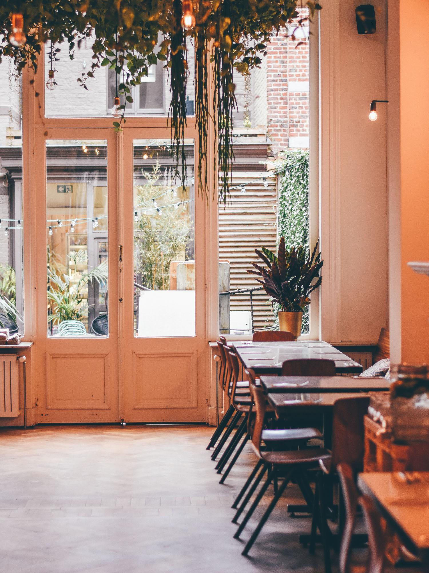 Leaf • Quelques bonnes adresses à Bruxelles // Chyl