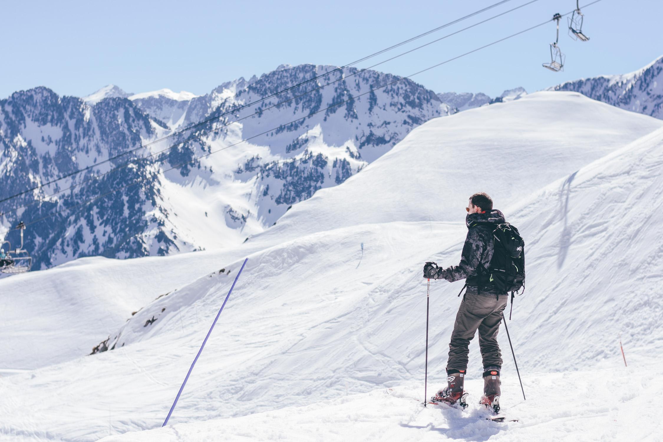 Leaf • Belle échappée à Cauterets, ski et randonnée au cœur des Hautes Pyrénées