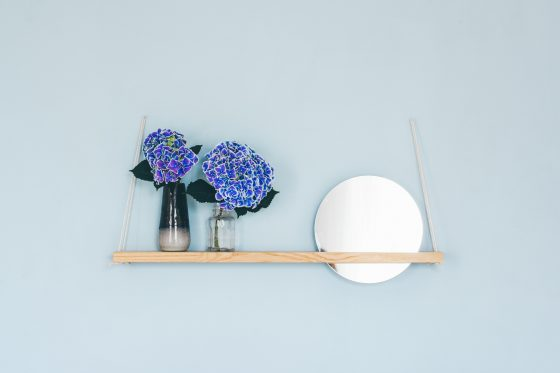 Leaf • 4 créations pour mettre en valeurs vos plantes & fleurs. Hortensia, Pilea, fougère Nephrolepis, Kalanchoe... #DIY