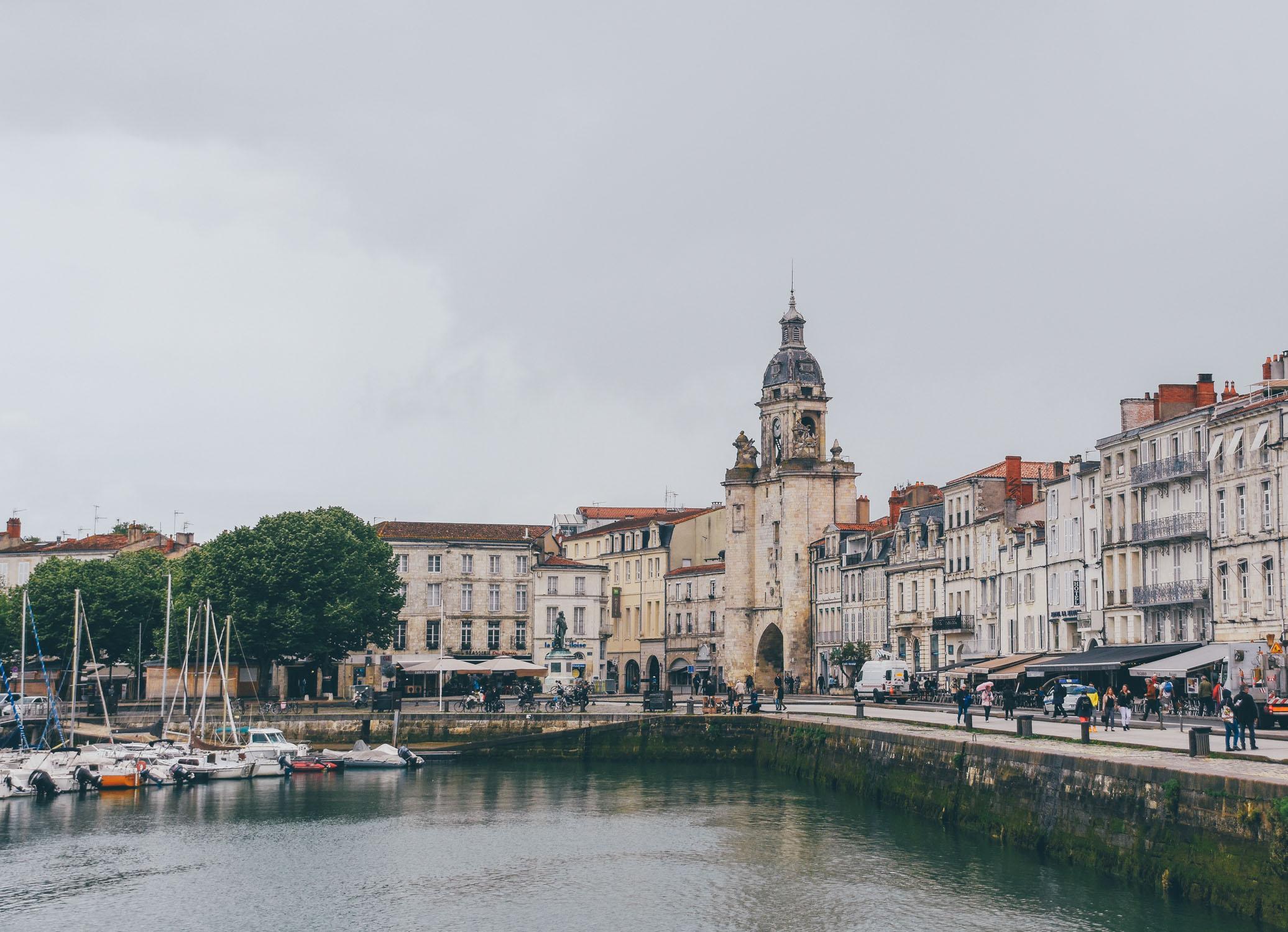 Leaf • Sur les chemins de la Vélo Francette, de La Rochelle à Niort