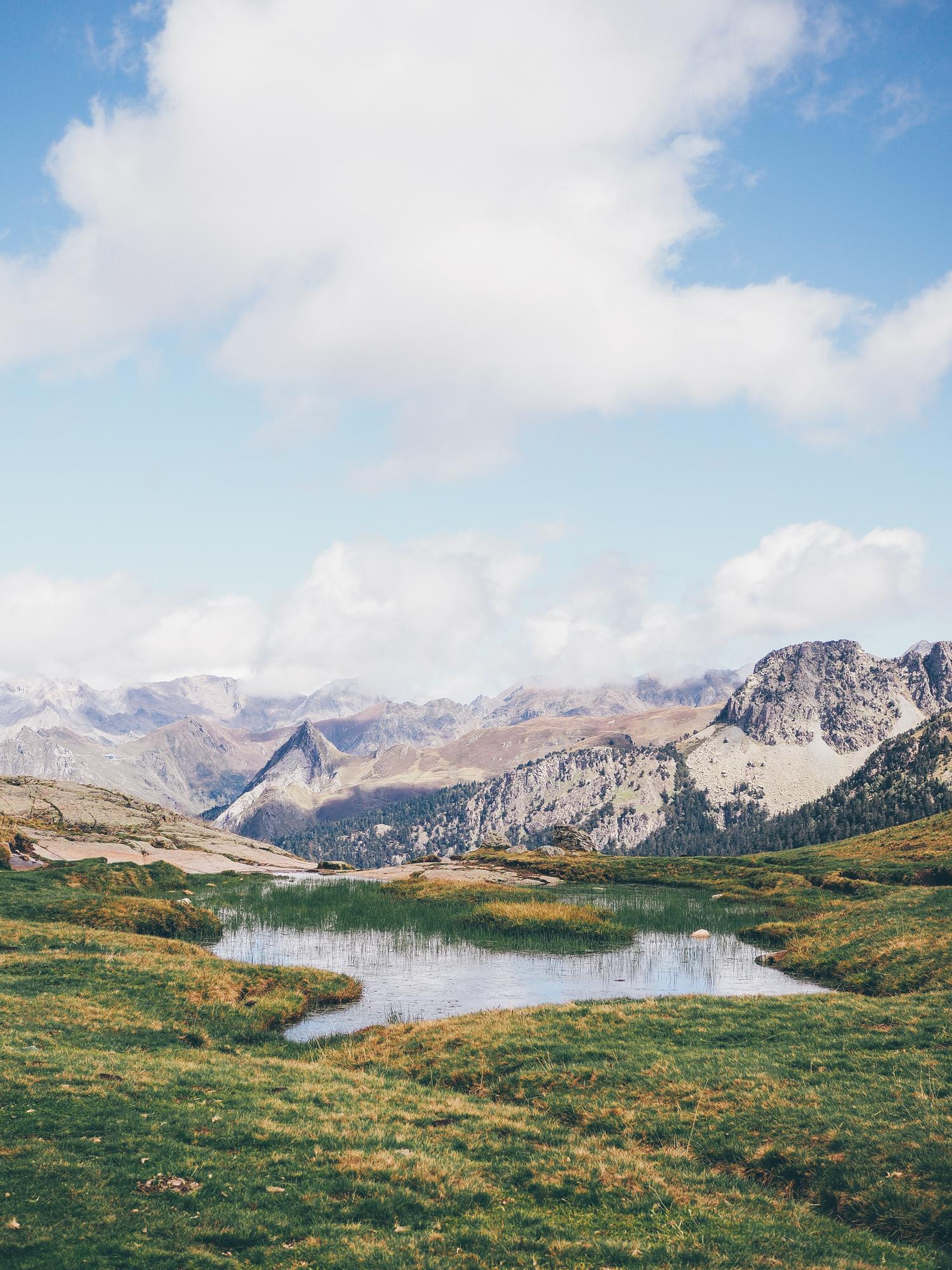 Leaf • Petites douceurs d'été - Vallée d'Ossau