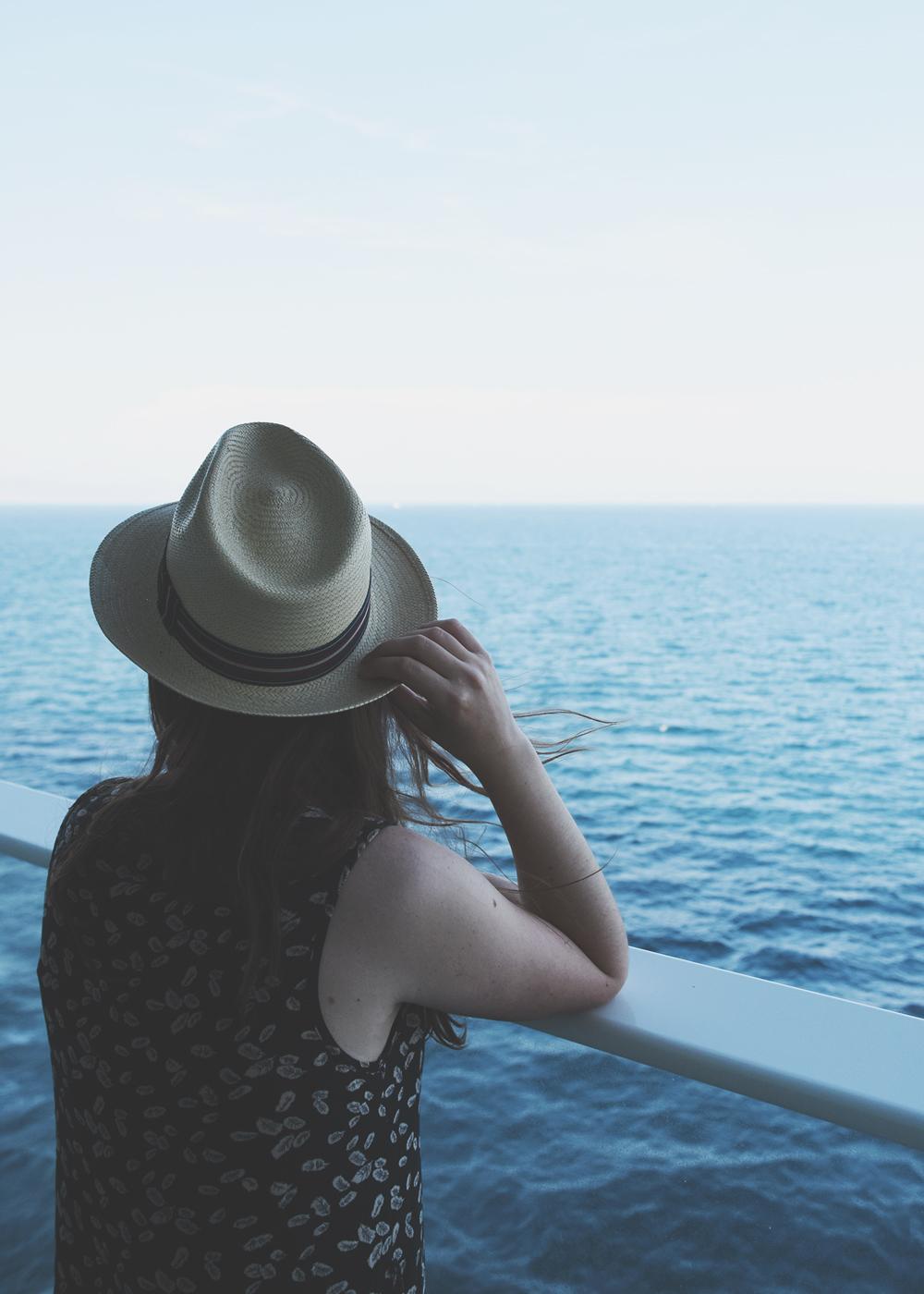A bord de l'Harmony of the seas
