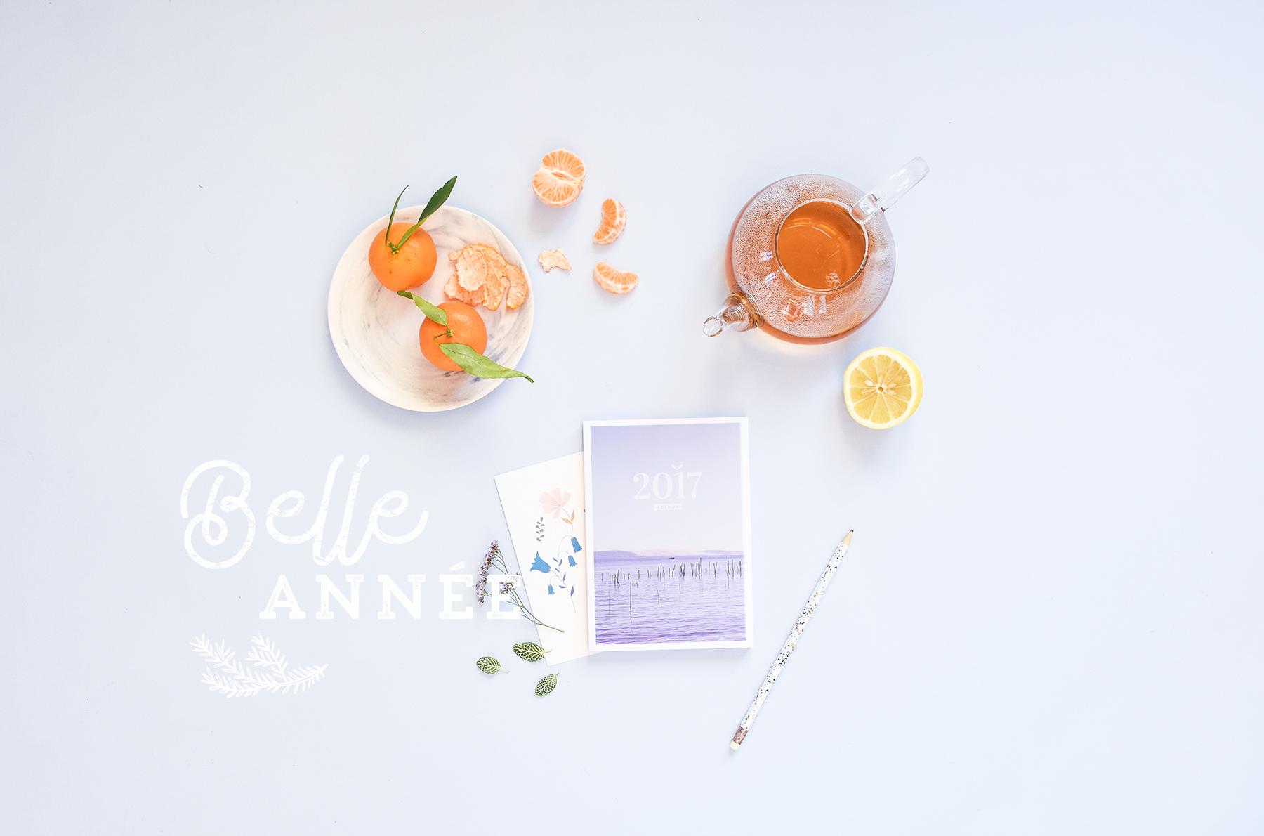 Leaf • Belle année 2017