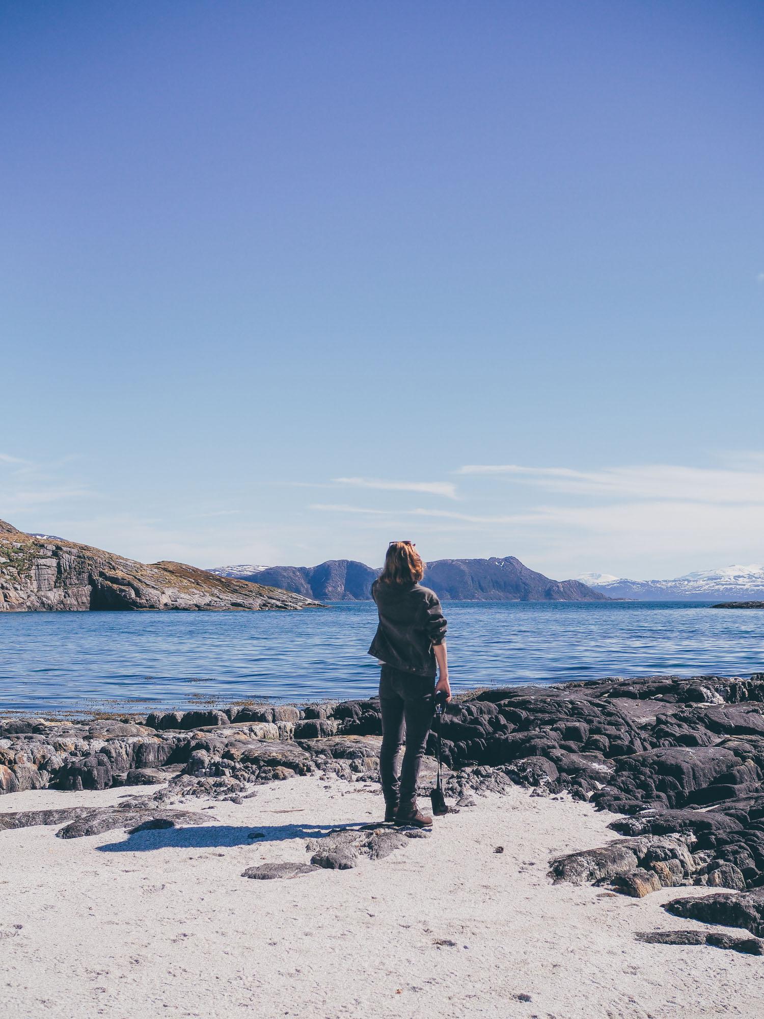 Escale à Tromsø et sur l'île sauvage Hedøya, en Norvège