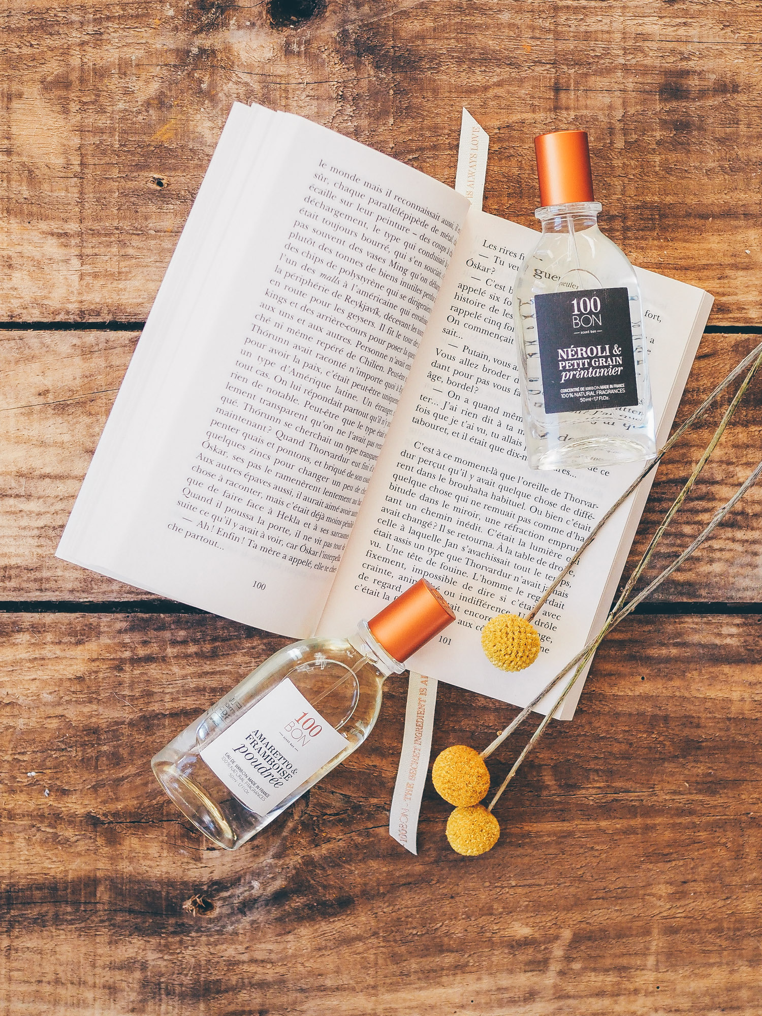 Leaf • Soins naturels & sensoriels - Parfums 100BON